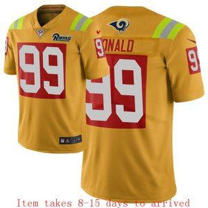 Rams #30 Todd Gurley Ii Jersey City Edition